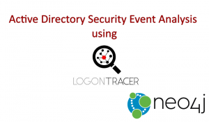 Active Directory Security Event Analysis using LogonTracer